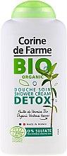 Parfumuri și produse cosmetice Gel de duș - Corine De Farme Detox Shower Gel