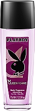 Parfumuri și produse cosmetice Playboy Queen Of The Game - Deodorant