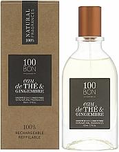 Parfumuri și produse cosmetice 100BON Eau de The & Gingembre Concentre - Apă de parfum
