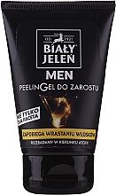Parfumuri și produse cosmetice Gel-peeling pentru barbă - Bialy Jelen Men Peelin Gel