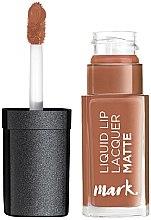 Parfumuri și produse cosmetice Ruj mat de buze - Avon Mark Liquid Lip Lacquer Matte