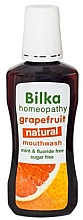"""Parfumuri și produse cosmetice Apă de gură """"Grepfrut"""" - Bilka Homeopathy Grapefruit Mouthwash"""