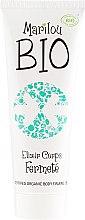 Parfumuri și produse cosmetice Cremă anticelulitică pentru corp - Marilou Bio Elixir Body Firmness