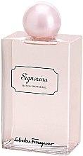 Parfumuri și produse cosmetice Salvatore Ferragamo Signorina - Gel de duș