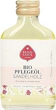 "Parfumuri și produse cosmetice Ulei organic ""Lemn de santal"" - Eliah Sahil Organic Oil Body & Hair Sandalwood"