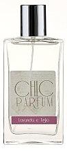 Parfumuri și produse cosmetice Odorizant de aer - Chic Parfum Lavanda E Tiglio Spray