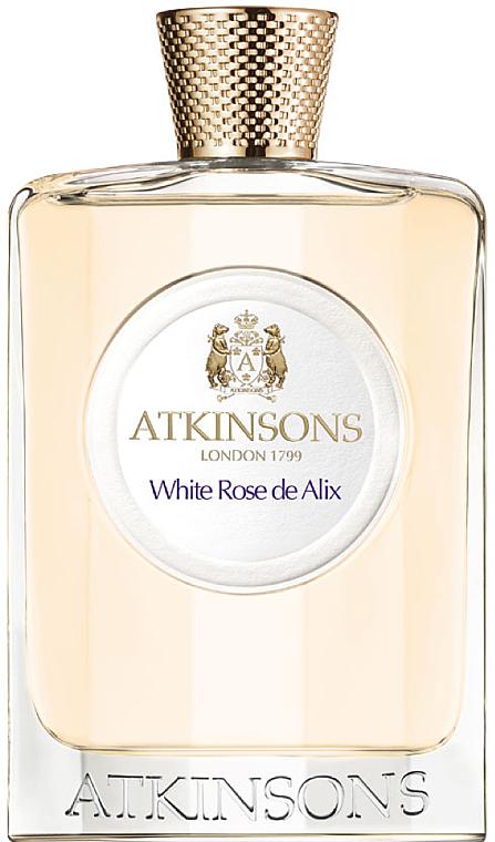 Atkinsons White Rose de Alix - Apă de parfum  — Imagine N1