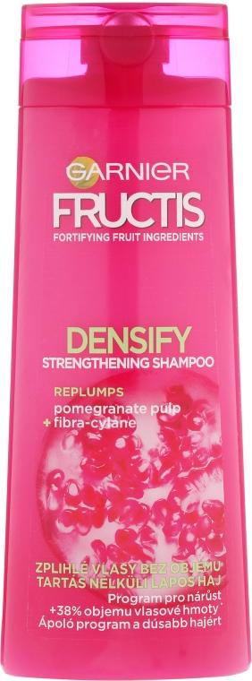 "Șampon ""Păr des și luxos"" - Garnier Fructis Densify — Imagine N1"