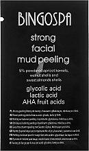 Parfumuri și produse cosmetice Peeling facial - BingoSpa Face Peeling (Mostră)