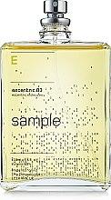 Parfumuri și produse cosmetice Escentric Molecules Escentric 03 - Apă de toaletă (tester)