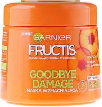 Parfumuri și produse cosmetice Mască de îngrijire pentru păr - Garnier Fructis Goodbye Damage Mask