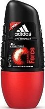 Parfumuri și produse cosmetice Adidas Team Force - Deodorant roll-on