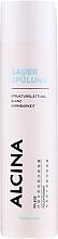 Parfumuri și produse cosmetice Balsam pentru păr - Alcina Hare Care Sauer Spülung