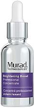Parfumuri și produse cosmetice Ser facial - Murad Technoceuticals Brightening Boost Professional Concentrate