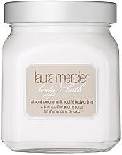 """Parfumuri și produse cosmetice Cremă de corp """"Migdale și lapte de cocos"""" - Laura Mercier Almond Coconut Milk Souffle Body Cream"""