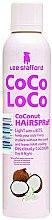 Parfumuri și produse cosmetice Spray pentru aranjarea părului - Lee Stafford Coco Loco Coconut Hairspray