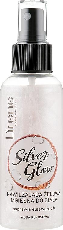 Spray hidratant pentru corp - Lirene Dermo Program Silver Glow