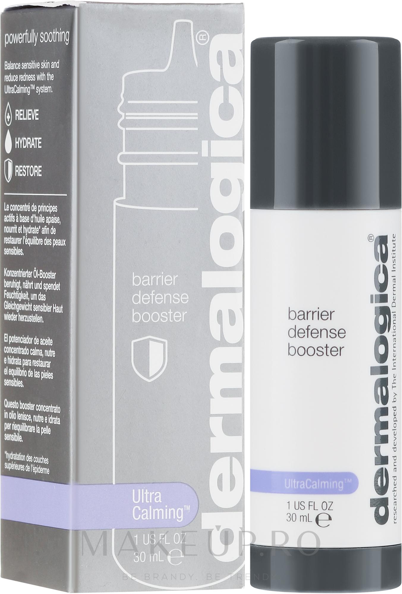 Booster pentru față - Dermalogica Ultra Calming Barrier Defense Booster — Imagine 30 ml