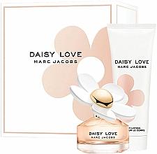 Parfumuri și produse cosmetice Marc Jacobs Daisy Love - Set (edt/100ml + b/lot/75ml)
