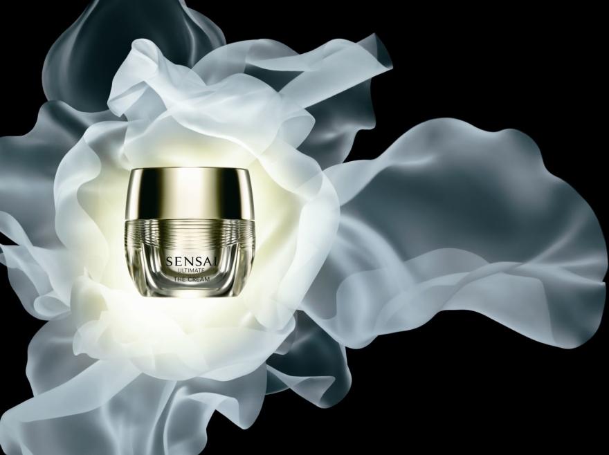 Cremă rejuvenantă pentru ten - Kanebo Sensai Ultimate The Cream — Imagine N2