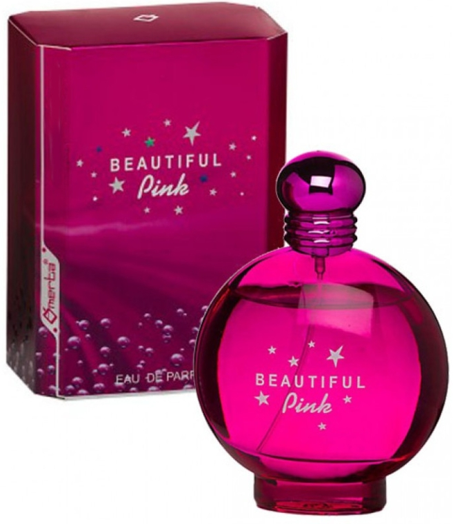 Omerta Beautiful Pink - Apă de parfum