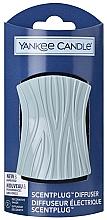 """Parfumuri și produse cosmetice Difuzor aromatic, electric """"Wave"""" - Yankee Candle Scent Plug Diffuser Signature Wave"""