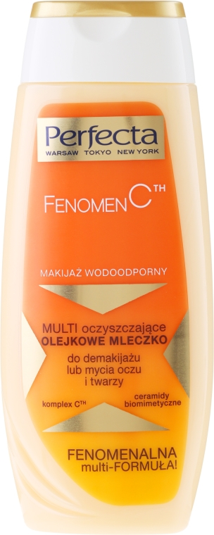 Lăptișor pentru curățarea feței - Perfecta Fenomen C Face Milk
