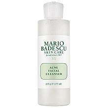 Parfumuri și produse cosmetice Gel de curățare împotriva acneei și petelor pigmentare - Mario Badescu Acne Facial Cleanser