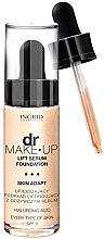 Parfumuri și produse cosmetice Fond de ten cu efect lifting - Ingrid Cosmetics Lift Serum Foundation SPF8