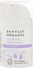 Parfumuri și produse cosmetice Cremă de față - Bentley Organic Skin Blossom Age Resist Face Cream
