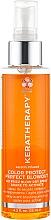 Parfumuri și produse cosmetice Spray pentru aranjarea părului - Keratherapy Keratin Infused Color Protect Perfect Blowout