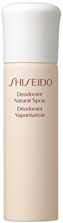 Deodorant - Shiseido Deodorant Natural Spray  — Imagine N1