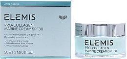 Parfumuri și produse cosmetice Cremă de față - Elemis Pro-Collagen Marine Cream SPF30