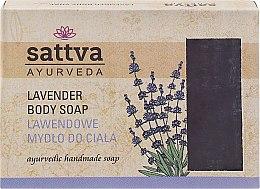 Parfumuri și produse cosmetice Săpun - Sattva Hand Made Soap Lavender