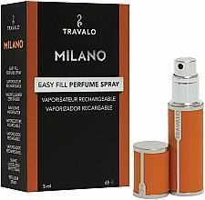 Parfumuri și produse cosmetice Atomizor - Travalo Milano Orange