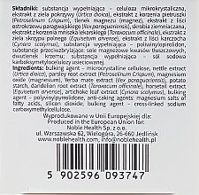 Suplimente nutritive - Noble Health Slim Line Hydrodren — Imagine N3