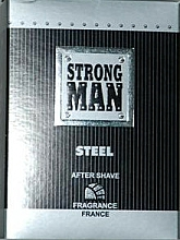 Parfumuri și produse cosmetice Loțiune după ras - Strong Men After Shave Steel