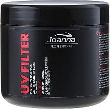 Parfumuri și produse cosmetice Mască pentru păr vopsit cu filtru UV - Joanna Professional Protective Hair Mask UV Filter
