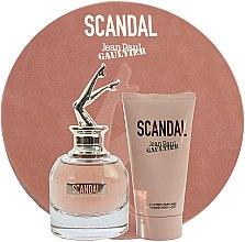 Parfumuri și produse cosmetice Jean Paul Gaultier Scandal - Set (edp/50ml + b/lot/75ml)