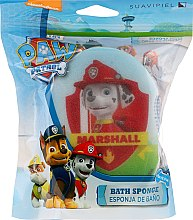"Burete pentru baie ""Paw Patrol"", Marshall 2 - Suavipiel Paw Patrol Bath Sponge — Imagine N2"