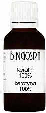 Parfumuri și produse cosmetice Keratin 100% - BingoSpa Keratin 100%
