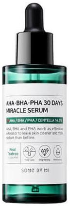 Ser cu acid pentru piele problematică - Some By Mi AHA BHA PHA 30 Days Miracle Serum