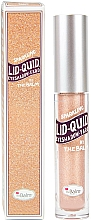 Parfumuri și produse cosmetice Fard lichid strălucitor pentru pleoape - TheBalm Lid Quid Sparkling Liquid Eyeshadow (tester)
