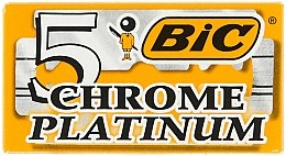 "Set aparate de ras ""Chrome Platinum"", 100 buc. - Bic — Imagine N2"