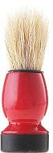 Parfumuri și produse cosmetice Pămătuf de ras, 9572, roșu negru - Donegal