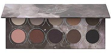 Paletă farduri de ochi - Zoeva Smoky Eyeshadow Palette — Imagine N1