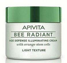 Parfumuri și produse cosmetice Cremă de față - Apivita Bee Radiant Face Cream