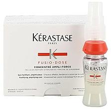 Parfumuri și produse cosmetice Concentrat pentru părul slăbit, predispus la cădere - Kerastase Fusio-Dose Ampli Force Concentrate