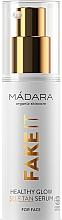 Parfumuri și produse cosmetice Ser- autobronzant pentru față - Madara Cosmetics Fake It Healthy Glow Self Tan Serum