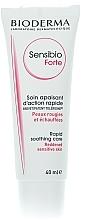 Parfumuri și produse cosmetice Cremă de față - Bioderma Sensibio Forte Reddened Sensitive Skin